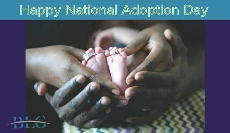 Happy National Adoption Day