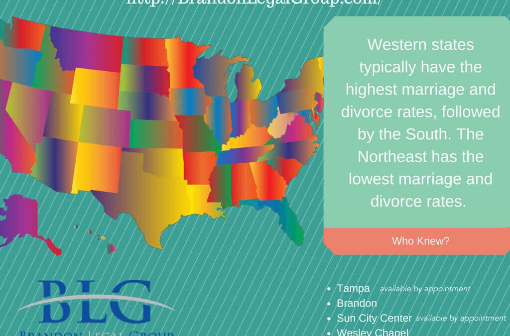 Odd Divorce Facts – Divorce Across America