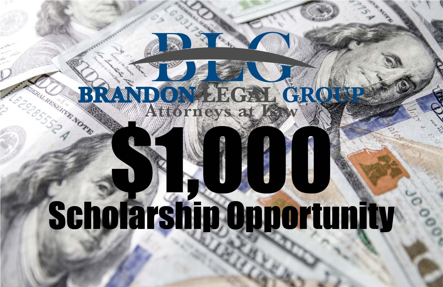 BLG's Second $1,000 Scholarship Opportunity