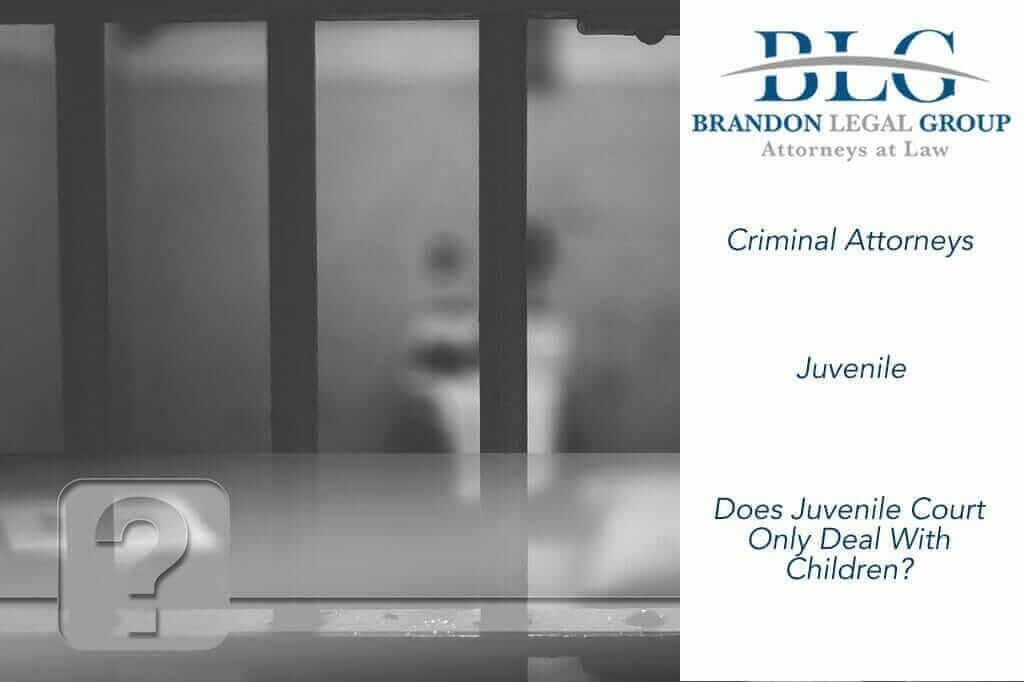 Does the juvenile court only deal with law violations by children?