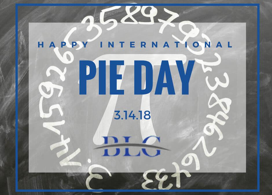 Happy International Pi Day!