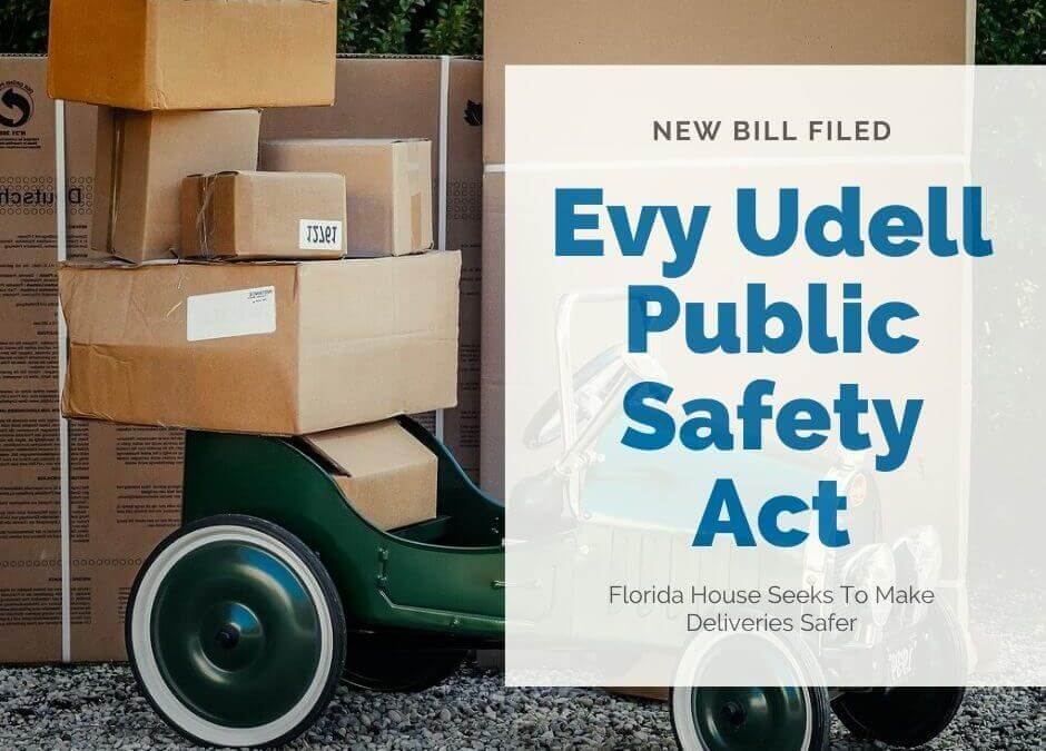 Evy Udell Public Safety Act