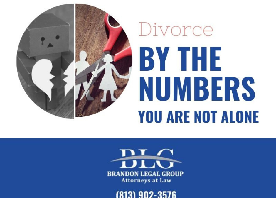 Divorce, By The Numbers
