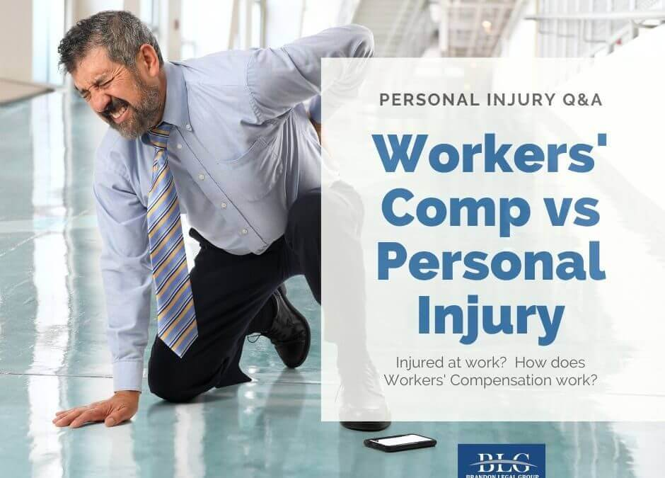 Personal Injury VS Workers Compensation