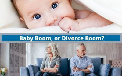 Baby Boom, or Divorce Boom over Covid