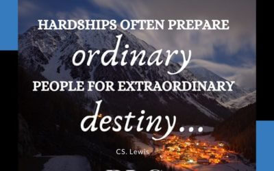 Motivational Monday – Destiny!