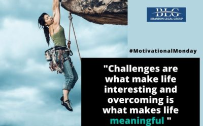 Motivational Monday – Challenges