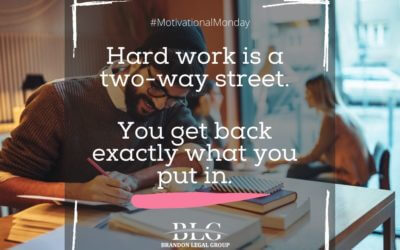 Motivational Monday – Hard Work
