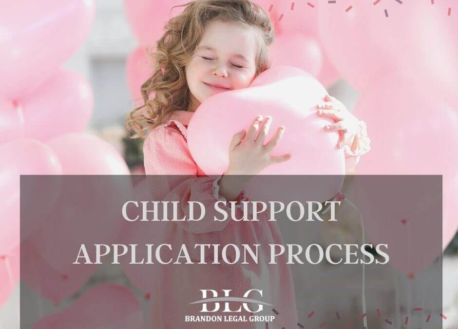 Child Support Application Process