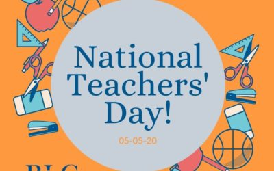 National Teachers' Day!