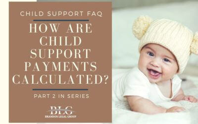 How Are Child Support Payments Calculated? Part-2 in Series