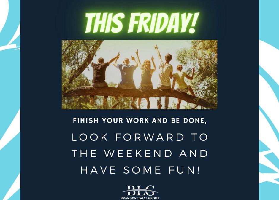 Fun Friday – Have Some Fun!