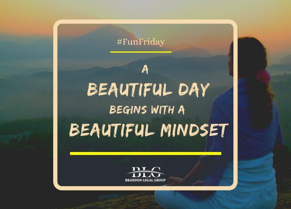 Fun Friday – Beautiful Day!