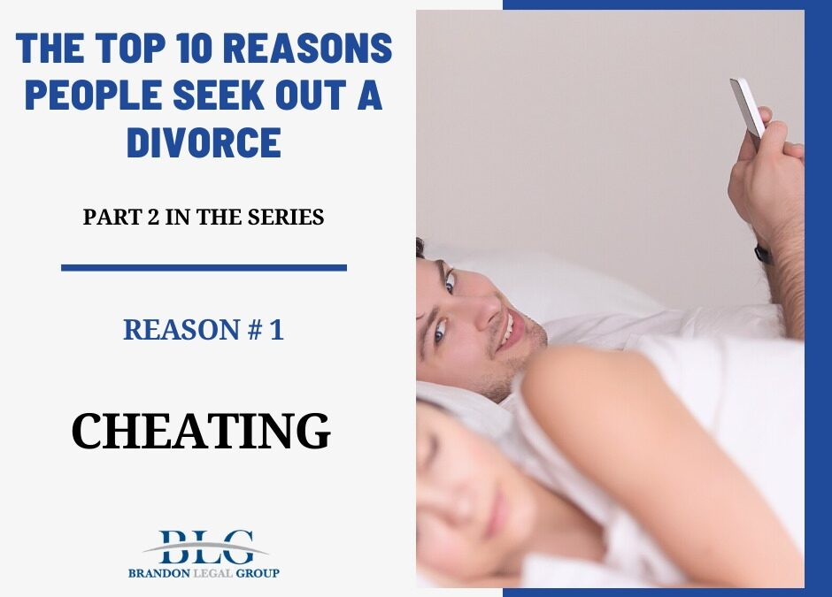 Top 10 Reasons for Divorce – A Series