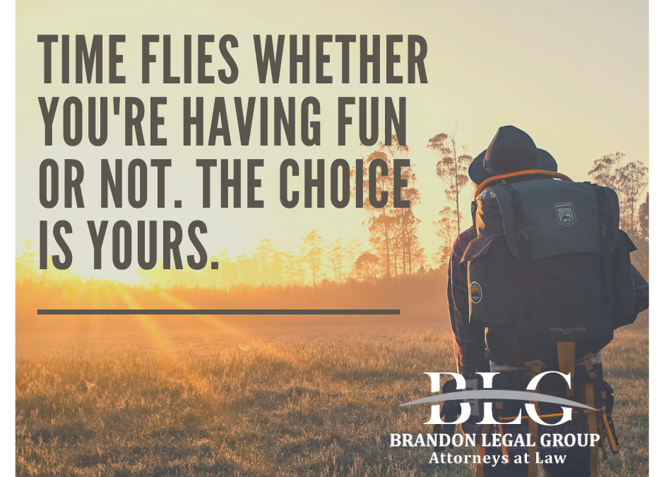 Fun Friday – The Choice is Yours