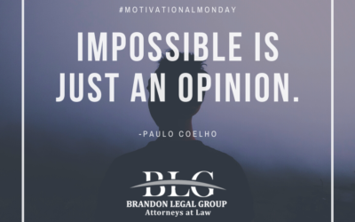 Motivational Monday – Just an Opinion!