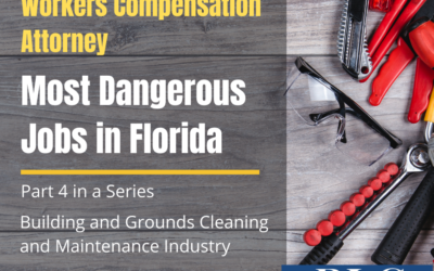 Building and Grounds Cleaning and Maintenance Industry