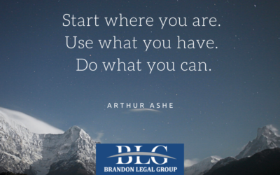 Motivational Monday – Start Where You Are