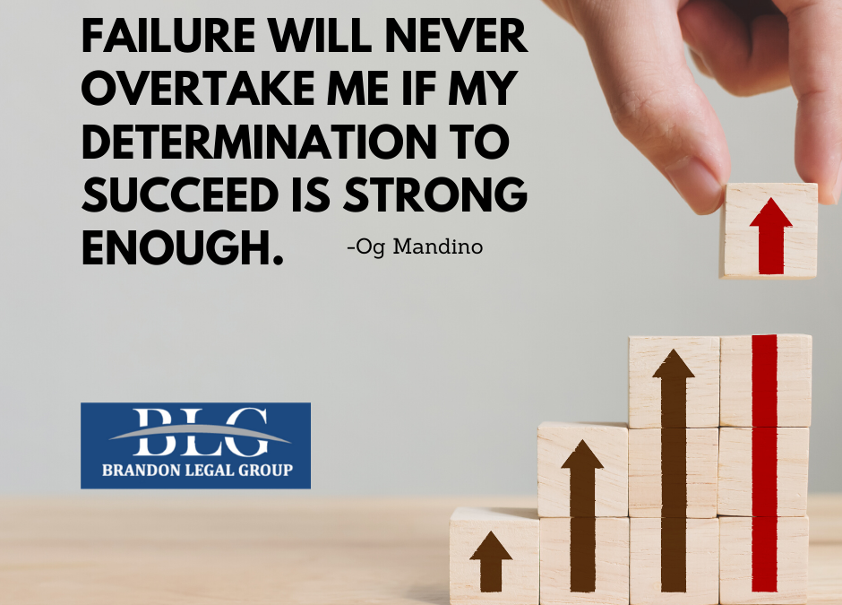 Motivational Monday - Make Your Determination Strong