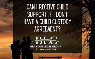 Can I Receive Child Support If I Don't Have a Child Custody Agreement?