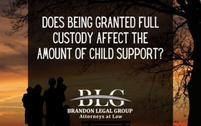 Does Being Granted Full Custody Affect the Amount of Child Support?