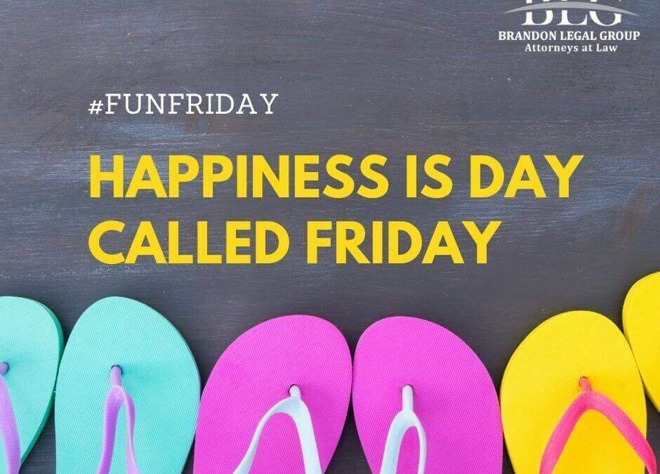Fun Friday - Happiness Day