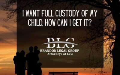 I Want Full Custody of My Child, How Can I Get It?