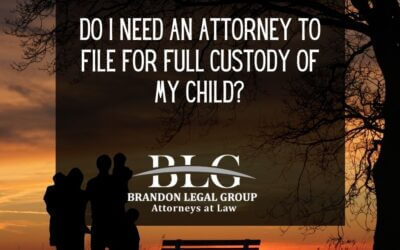 Do I Need an Attorney to File for Full Custody of My Child?
