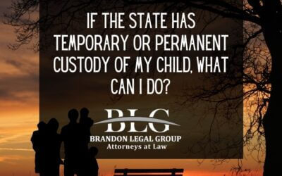 If the State Has Temporary or Permanent Custody of My Child, What Can I Do?