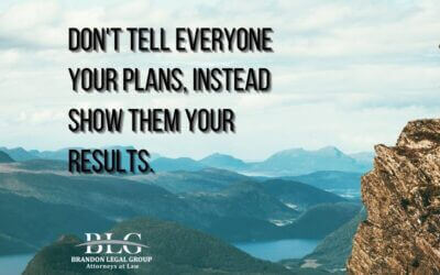 Motivational Monday – Show Your Results