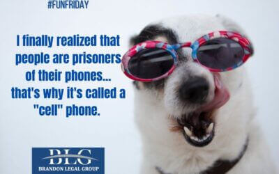 Fun Friday – Cell Phone