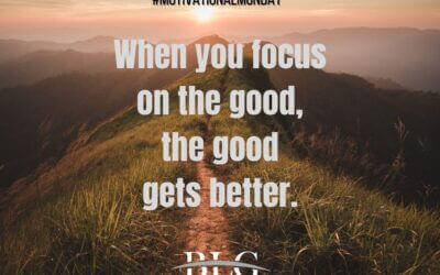 Motivational Monday – The Good Gets Better
